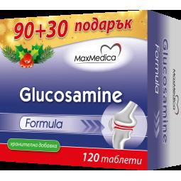 Глюкозамин Формула 120 табл.