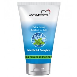 MASSAGE GEL WIT MENTHOL AND CAMPHOR